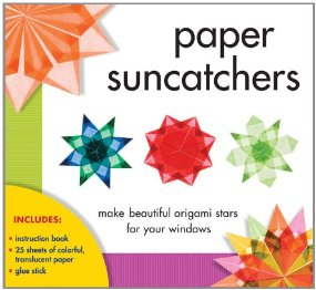 paper suncatchers bookcover